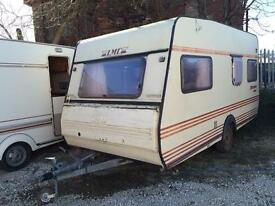 4BERTH LMC WITH END BEDROOM AND M