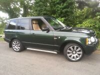 Range Rover vogue 4.4 swap- px