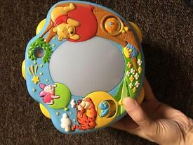 Winnie the Pooh cot projector