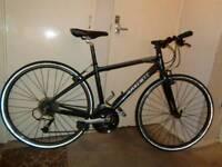 Trek ( 7.3 fx ) aluminium hybrid road bike