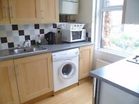A two bedroom first floor flat in a sought after residential location with permit parking