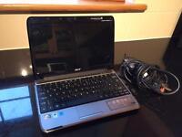 Black Acer Netbook