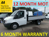 Ford Transit 115 T350M RWD ***NEW ENGINE PUT IN AT 95K MILES***