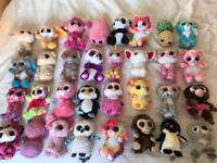 TY, YooHoo, Animotsu collection
