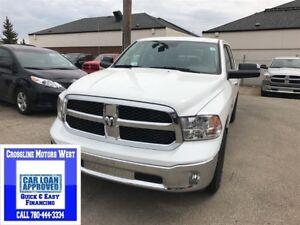 2017 Ram 1500 SLT UNDER A 1000 KM PRICED TO SELL  APPLY TODAY