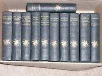 11 Vintage Books, Daily Express Publications 1933