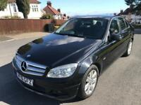 Mercedes C200 CDI - long MOT FULL HISTORY
