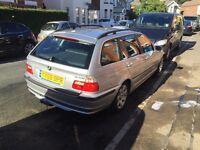 BMW 2001 2.0 TOURING ESTATE