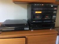 Sony XO-950W compact hi fi stereo system