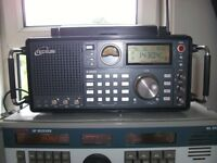 HF HAM RADIO COMMUNICATIONS RECEIVER ALL UK/ SDR / RACAL / JRC/YEASU