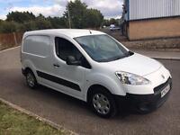 2014/63 Peugeot Partner 1.6 HDI✅NO VAT✅FULL SERVICE✅0PRE OWNERS✅2KEYS✅3SEATS