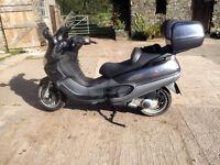 Piaggio X9 250 Super scooter