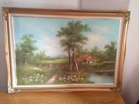 Large picture of cottage in the county