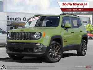 2016 Jeep Renegade latitude | HEATED SEATS | POWER SUNROOF