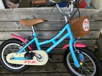 "Bicycle: Girl's ""Lil Duchess"" 14"" (4/5 Year Old)"