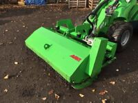 Avant Flail Mower 1500mm (Mulcher, Topper) Bought May 2015, Good Condition. Barnsley, Yorkshire
