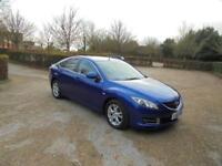 Mazda Mazda6 D Ts 5dr (blue) 2010