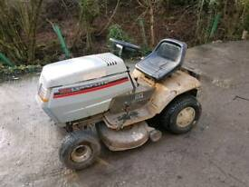 Mtd lawnflite ride on mower tractor lawnmower 16hp