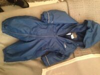 Blue Regatta waterproof snowsuit 6-12months