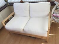 IKEA 2 seater settee