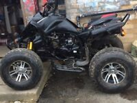 Quad / road legal please read add can now be shown started and working £900