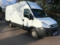 Iveco daily 35s11 2009 59reg extra lwb high roof 4 meter van 138000 miles