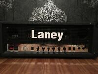 Laney GH100S Tony Iommi signature head. 100 watt