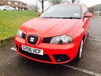 2006 SEAT Ibiza 1.4 Sport , 1 Owner , Long MOT ,Excellent Condition