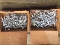 Hilti Gun Masonry Nails 72mm
