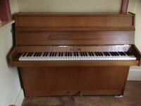 Kemble Piano Teak