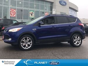 2013 Ford Escape SEL LEATHER NAVIGATION 4 WHEEL DRIVE