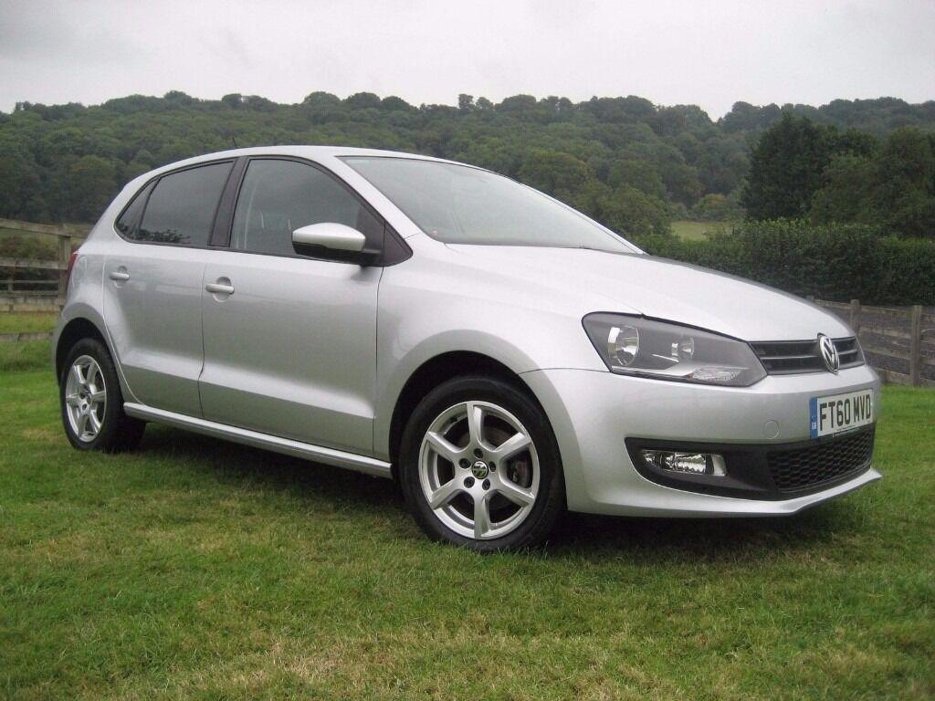 VW Polo Moda 1.2 2010 [AC] 5 Door - Cheap Insurance, tax & Maintenance - Immc. condition