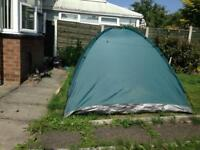 4man. Tent