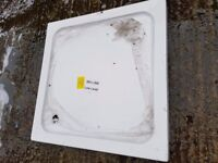 Shower Tray - ONLY £35 – 800mm x 800mm Low Level