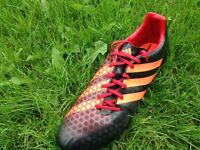 Adidas rugby predators - men's rugby/ football boots: U.K. Size 11