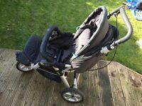 Jane Pro Slalom baby travel kit.