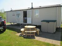 Spacious 2 bed caravan for rent / hire at Craig Tara Holiday Park (70)