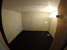 Music production and rehearsal band practice studio for monthly hire BN41