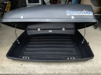 Karrite Roof Box (Made By Thule)