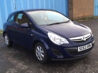 2014 Vauxhall CORSA 1.0 , mot - September 2018 , only 16,000 miles from new ,clio,fiesta,polo,punto