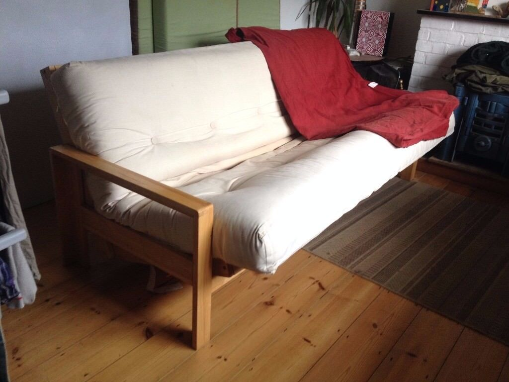 Sofa Bed From The Futon Company 3 Seater Double