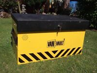 Van Vault Security Tool Storage Box