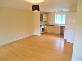 Spacious Modern 1 Bedroom Apartment with Parking in centre of Southwater