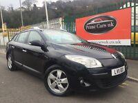 2011 (11 reg) Renault Megane 1.5 dCi ECO FAP Dynamique 5dr (Tom Tom) Estate Turbo Diesel