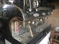 Coffee Machine 3 cup Digital Fracino