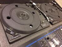 Vinyl DJ Console cloud vs 2500