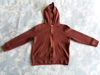 F&F Zipped Hoodie Nearly New Boys 6-7 years Children's Clothes