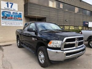 2014 Ram 2500 ST Crew Cab Short Box 4X4 Gas