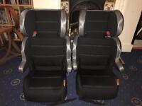 Halfords Folding Car Seats