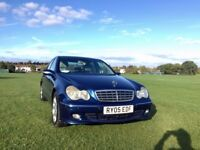 Mercedes-Benz C Class 2.1 C200 CDI Elegance SE 4dr (Excellent condition, Priced for a quick sale)